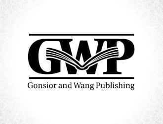Gonsior and Wang Publishing logo design