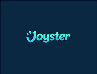 Joyster logo design