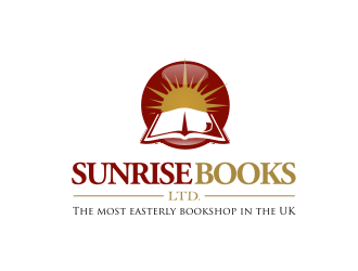 Sunrise Books Ltd logo design
