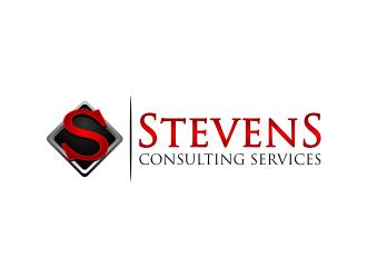 Stevens Consulting Services logo design