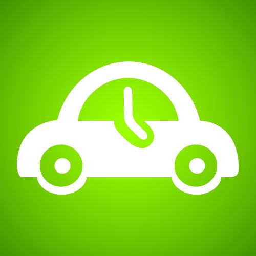 Valet Parking logo design