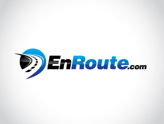 EnRoute.com logo design