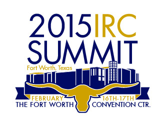 2015 IRC Summit logo design