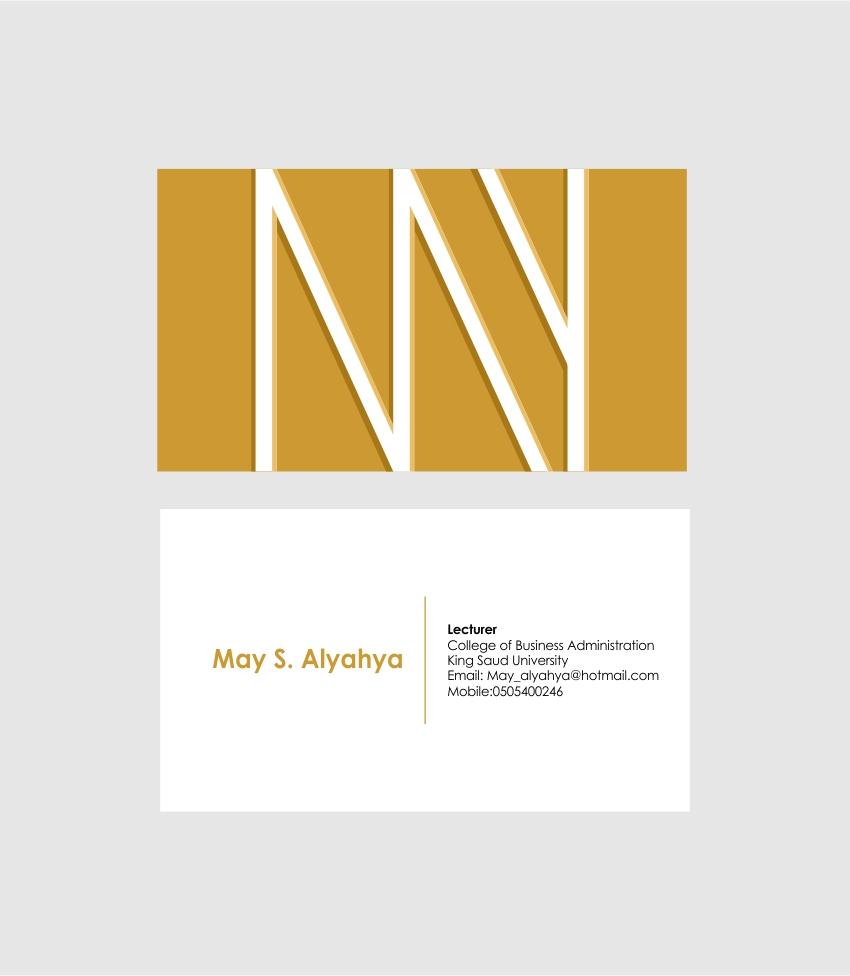 Personal Business card logo design - 48HoursLogo.com