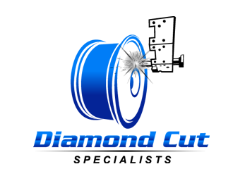 Diamond Cut Specialists logo design