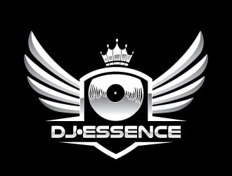 Dj.Essence logo design - 48HoursLogo.com