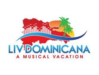 Liv Electronic Music Festival logo design winner