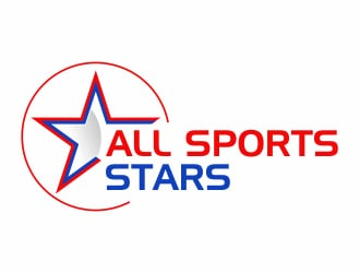 All Sports Stars logo design