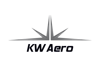 KF Aero Corp. logo design