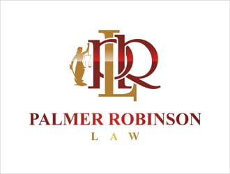 Palmer Robinson Law, LLC logo design