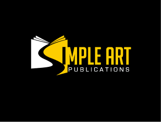 Simple Art Publications logo design