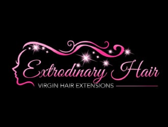 Extrodinary Hair Virgin Hair Extensions logo winner