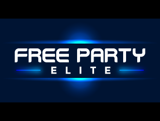 FREE PARTY ELITE logo design