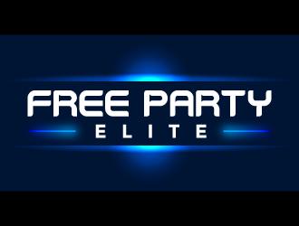 FREE PARTY ELITE logo design