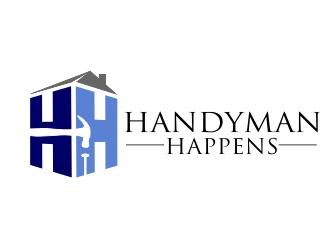 Handyman Happens logo design
