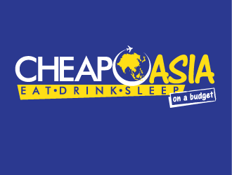 CheapoASIA logo design