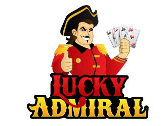 LuckyAdmiral logo design