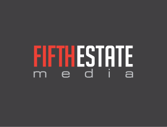 Fifth Estate Media logo design