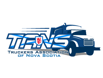 Truckers Association of Nova Scotia logo design