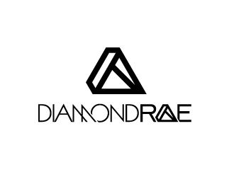 Diamond Rae logo design