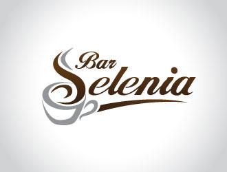 Selenia logo design