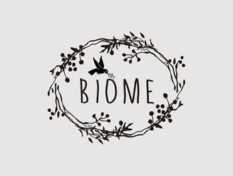 BIOME logo design