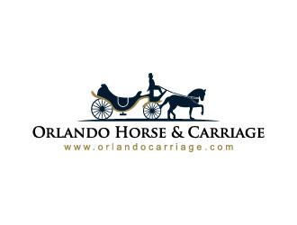 Orlando Horse Amp Carriage Logo Design 48hourslogo Com