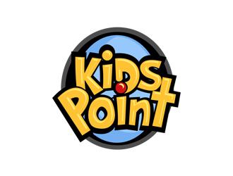 Kids Point logo design
