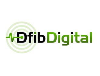 Dfib Digital logo design winner