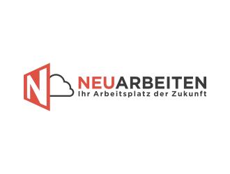 NEUARBEITEN logo design