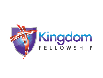 Kingdom Fellowship logo design