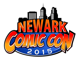 Newark Comic Con logo design