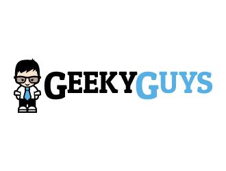 GEEKYGUYS logo design