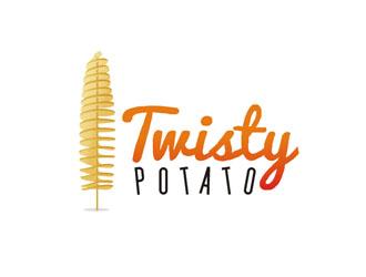 Twisty Potato logo design