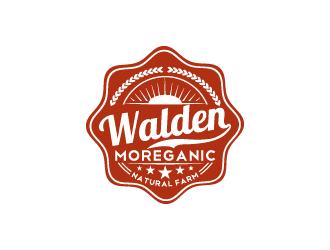 Walden Moreganic logo design