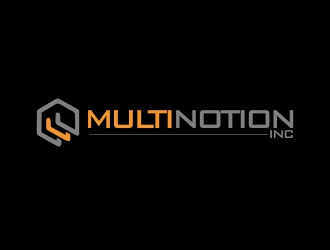 MULTINOTION INC. logo design