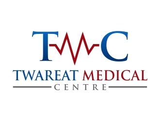 Twareat Medical Center logo design - 48HoursLogo.com