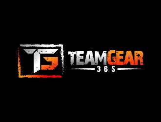 Team Gear Zone logo design