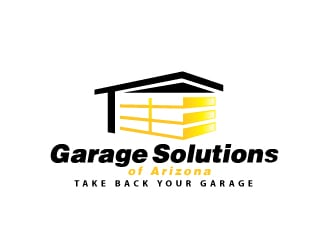Garage Solutions of Arizona logo design