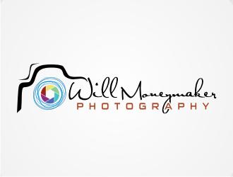 will moneymaker photography logo design 48hourslogocom