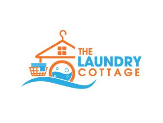 The Laundry Cottage logo design