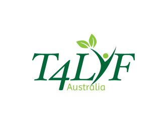T4LYF logo design