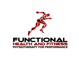 Functional Health and Fitness logo winner