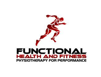 Sydney Functional Fitness logo design - 48HoursLogo.com