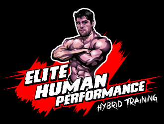 Elite Human Performance logo design
