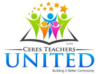 Ceres Teachers logo design - 48HoursLogo.com