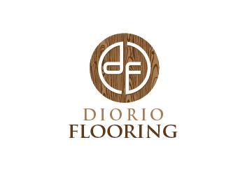 Diorio Flooring logo design