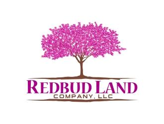 Redbud Land Company, LLC logo design winner