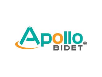 Apollo Bidet logo design winner