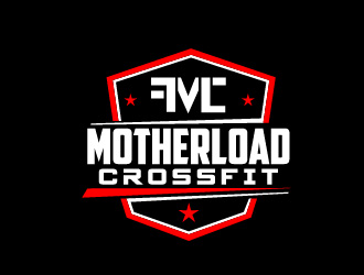 MotherLoad CrossFit logo design